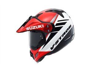 Suzuki Arai Tour X-4 Alimentazione-V - Taglie XS, S, M, L, XL, XXL