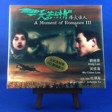 A Moment Of Romance III (RARE HONG KONG Movie Remastered 2005 2VCD STILL SEALED)