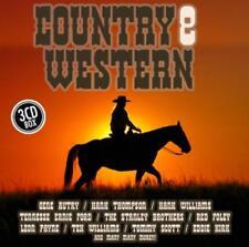 Englische Country Musik-CD-Box-Sets & Sammlungen mit's