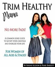 Trim Healthy Mama by Allison, Serene C. Book The Fast Free Shipping