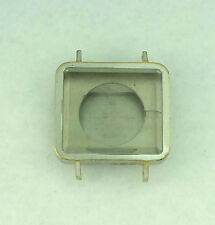 VINTAGE OMEGA LADIES WRIST WATCH CASE for CALIBER 663 AUTOMATIC - 551.0061