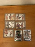 Fleer Living Legends Lot With Prizm Kemp And Ewing