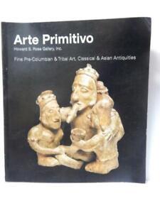 AUCTION CATALOG ARTE PRIMITIVO TRIBAL ART AUCTION CATALOG COLOR PHOTOS MAY 2014