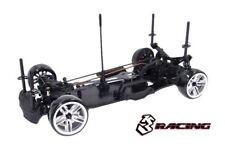 3 Racing Sakura D4 Sport Black Edition 4WD Drift Car 1:10 Kit - KIT-D4AWDS/BK