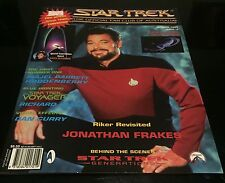 Star Trek - Official Fan Club Of Australia Magazine - Autumn 95  - Issue 4