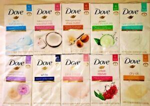 12 Dove Beauty Cream Bath Bar Moisturizing Cream Soap 4 oz Variety Made in USA