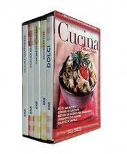 X500 - Cofanetto CD Cucina