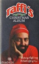 Raffi's Christmas Album Cassette New Jingle Bells,Silent Night, Santa Noal,