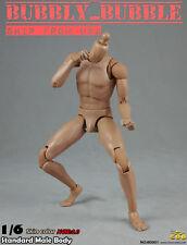1/6 COOMODEL COO Narrow Shoulder Male Figure BD001 Ver 2.0 For Hot Toys  USA