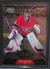 2007-08 Upper Deck Black Diamond Hockey #194 Carey Price