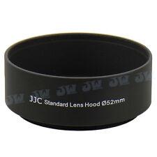 JJC 52mm Metal Lens Hood For CANON EF 50MM 1:1.8 Nikon AF-S 55-200MM 1:4-5.6G
