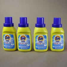 (4 Pack) Tide Simply Clean & Fresh Liquid Laundry Detergent 10 oz Yellow Bottle
