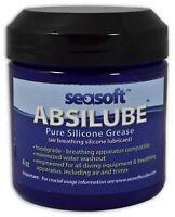 Seasoft ABSILUBE Pure Silicone Grease 4oz