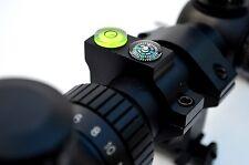 "Rifle Scope Bubble Level Compass Mount For 25mm 1"" Scope Tubes BUBBLE LEVEL"