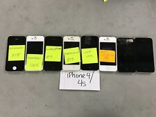 iPhone 4/4s & iPod Touch Lot