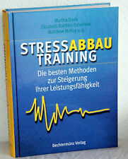 STRESSABBAUTRAINING - Martha Davis / Matthew McKay u.a.