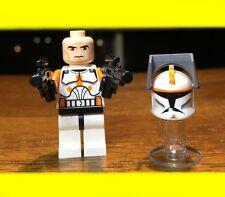LEGO STAR WARS CLONE 1ST EDITION COMMANDER CODY AUTHENTIC MINIFIGURE RARE