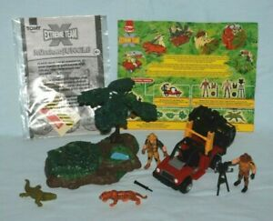Tomy Extreme Team Mission Jungle Playset Complete