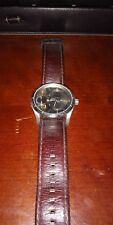 Vintage Men's Fossil Twist Wrist Watch.Needs replacement batteries. See Descrip.