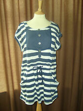 Cotton Striped Other Tops for Women NEXT