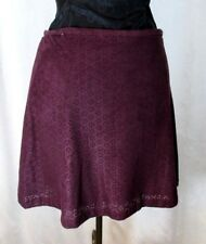 Express Skirt Women's Size 8 Zip Back Eyelet Lined Fit & Flair MSRP 49.90 #E6