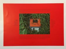 Vadim Zakharov, Zachariasflug, Farboffsetdruck, 1996, handsigniert