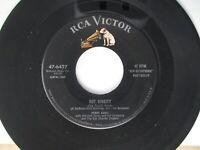 Perry Como Hot Diggity (Dog Ziggity Boom) / Juke Box Baby 45 RCA Victor 1956