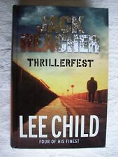 Lee Child ~ THRILLERFEST: Reacher 4in1 HC 14-17 (61 Hrs ~ Wanted) AS NEW Combine