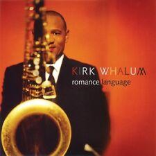 Kirk Whalum - Romance Language [CD]
