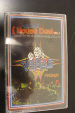 Vegas house deal volume 1 mixtape cassette 1900s house music