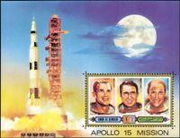 Umm al Qiwain 1971 Space/Apollo 15/Astronauts/Rockets/Moon imperf m/s (s4003c)