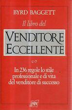 O11 Venditore eccellente Byrd Baggett 236 regole di stile professionale 1992