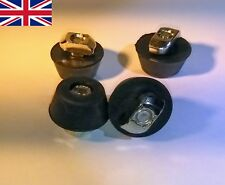 Original Prusa Mk3 more secure rubber feet none marking.