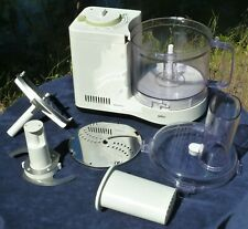 BRAUN MULTIPRACTIC GERMANY Type 4258 VARIABLE SPEEDS PULSE 3 BLADES 120V 400W