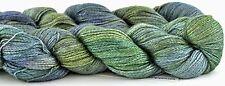 Malabrigo Silkpaca, color Indiecita, Exquisiste Laceweight Alpaca & Silk yarn