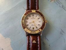Maurice Lacroix 200m Diver,HAU,Edelstahl/Gold,90er-Jahre,automatic,Ref.23267,TOP