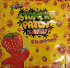 50 Strawberry Stoner Patch Bags