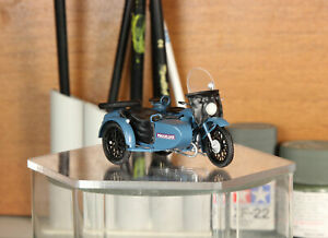 Exclusive! URAL M 61 Police The 60s handmade 1:43