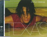 Texas Maxi CD (MERCJ 517) In Our Lifetime - Promo - Europe (EX+/EX+)