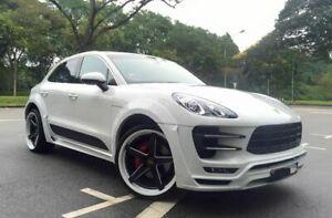 Porsche Macan S /TURBO S / GTS - Full body Kit HM Look
