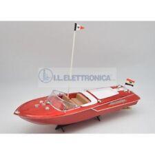 MOTOSCAFO RIVA 47cm CON RADIO INCLUSI BATTERIE E CARICABATTERIA 29041