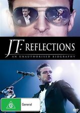 Justin TIMBERLAKE JT: Reflections - Music Life Story Biography DVD (NEW SEALED)