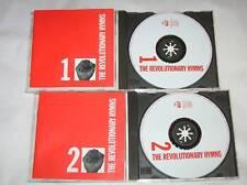 LOT 2 CD / THE REVOLUTIONARY HYMNS / UNIQUE / TTBE+++++