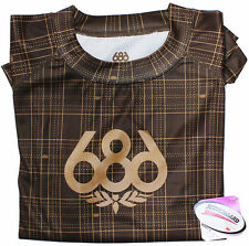686 First Layer Thermal Shirt Boys sz M Direct Base Layer Top NEW Lightlock