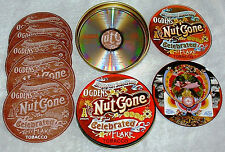 OGDENs' NUT GONE FLAKE in a TIN CAN ~1989~ IMPORT~SMALL FACES CD + 5 COASTERS +