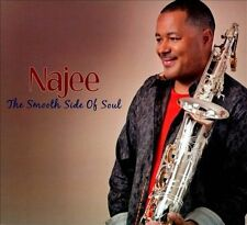 The Smooth Side Of Soul [Digipak] - Najee (CD 2012)