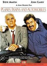 PLANES, TRAINS AND & AUTOMOBILES DVD MARTIN CANDY HUGHES COMEDY BRAND NEW