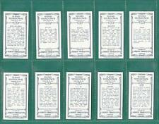 NOSTALGIA CLASSICS - SET OF 35 - ARDATH  ' HAND  SHADOWS ' CARDS