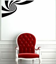 Wall Sticker Vinyl Decal Modern Style Illusion for Living Room ig1296
