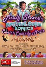 Pauly Shore's - Natural Born Komics (DVD, 2009) - Region 4